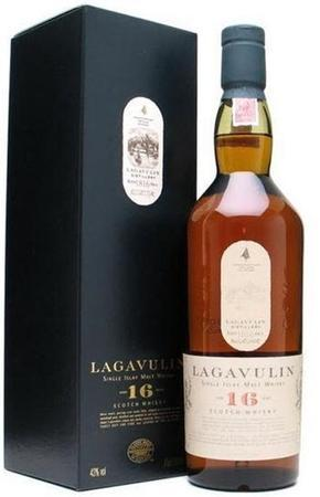 Lagavulin Scotch Single Malt 16 Year-Wine Chateau
