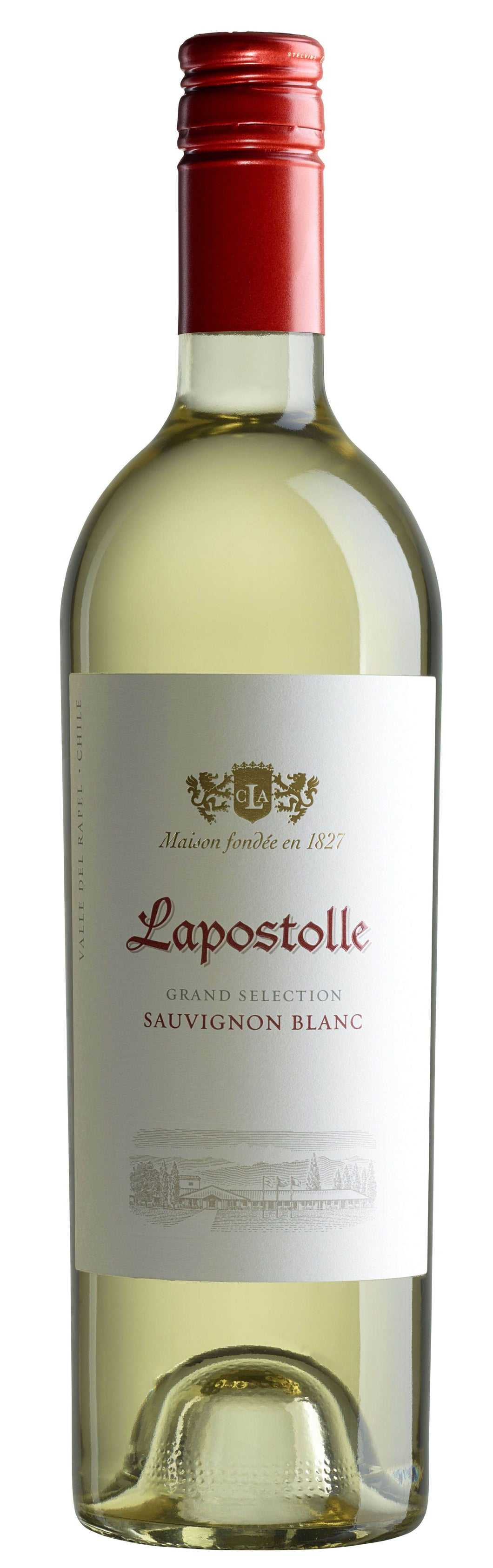 Lapostolle Sauvignon Blanc Grand Selection Casa 2018