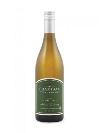 Chamisal Vineyards Chardonnay Unoaked Stainless 2015