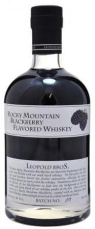 Leopold Bros Whiskey Rocky Mountain Blackberry-Wine Chateau
