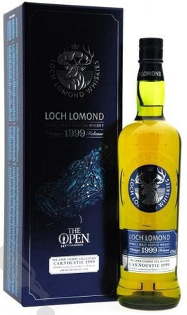 Loch Lomond Scotch Single Malt Carnoustie 1999 The Open Course Collection 1999