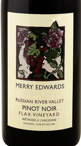 Merry Edwards Pinot Noir Flax Vineyard 2014