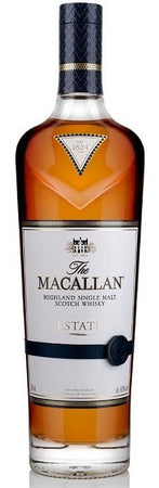 The Macallan Scotch Single Malt Estate