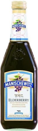 Manischewitz Elderberry-Wine Chateau