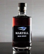 Load image into Gallery viewer, Martell Blue Swift Cognac Night Version- FRANCE