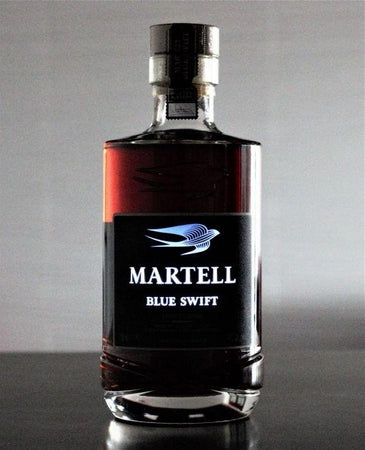 Martell Blue Swift Cognac Night Version- FRANCE