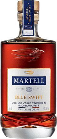 Martell Cognac VSOP Blue Swift Finished In Bourbon Casks-Wine Chateau
