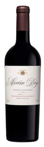 Martin Ray Cabernet Sauvignon Diamond Mountain District 2017