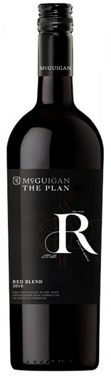 Mcguigan Red Blend The Plan 2016