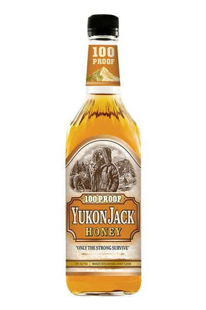 Yukon Jack Honey