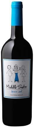 Middle Sister Forever Cool Merlot-Wine Chateau