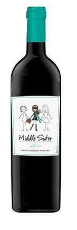 Middle Sister Wild One Malbec-Wine Chateau