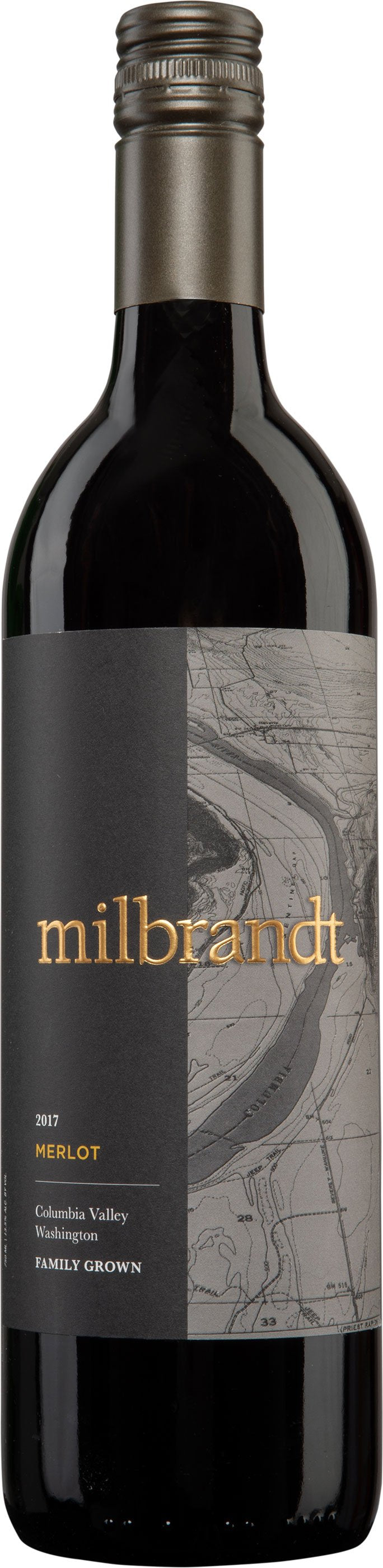 Milbrandt Vineyards Merlot 2017