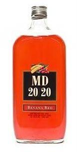 Mogen David Banana Red 20/20-Wine Chateau