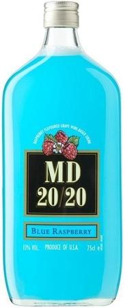 Mogen David Blue Raspberry 20/20-Wine Chateau