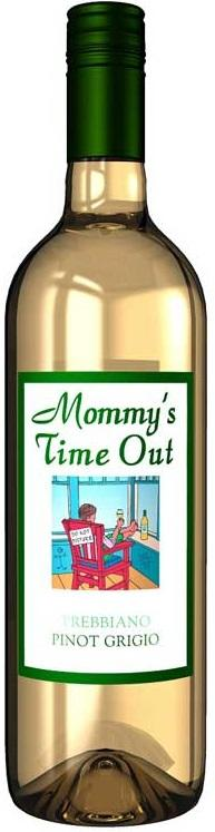 Mommy's Time Out Garganega Pinot Grigio 2017