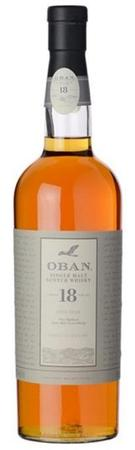 Oban Scotch Single Malt 18 Year-Wine Chateau