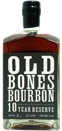 Old Bones Bourbon 10 Year Reserve-Wine Chateau