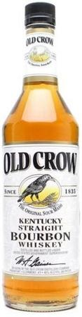 Old Crow Bourbon-Wine Chateau