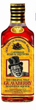 Old Man Guavaberry Liqueur Guavaberry-Wine Chateau