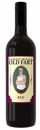 First-Rate Old Fart Red