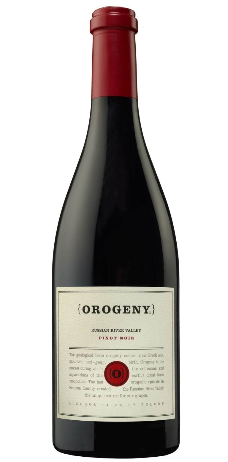 Orogeny Pinot Noir Russian River Valley 2016