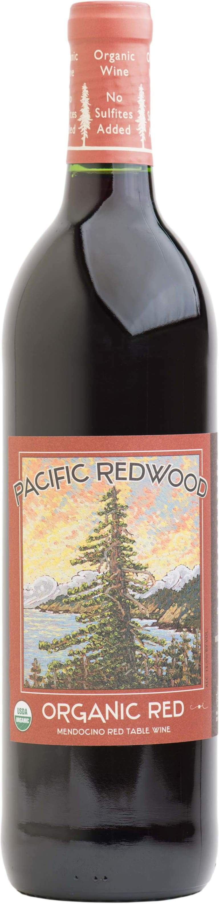 Pacific Redwood Organic Red 2018