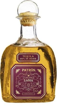 Patron Tequila Extra Anejo 5 Anos-Wine Chateau