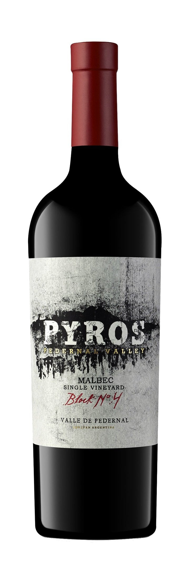 Pyros Malbec Block No 4 2014
