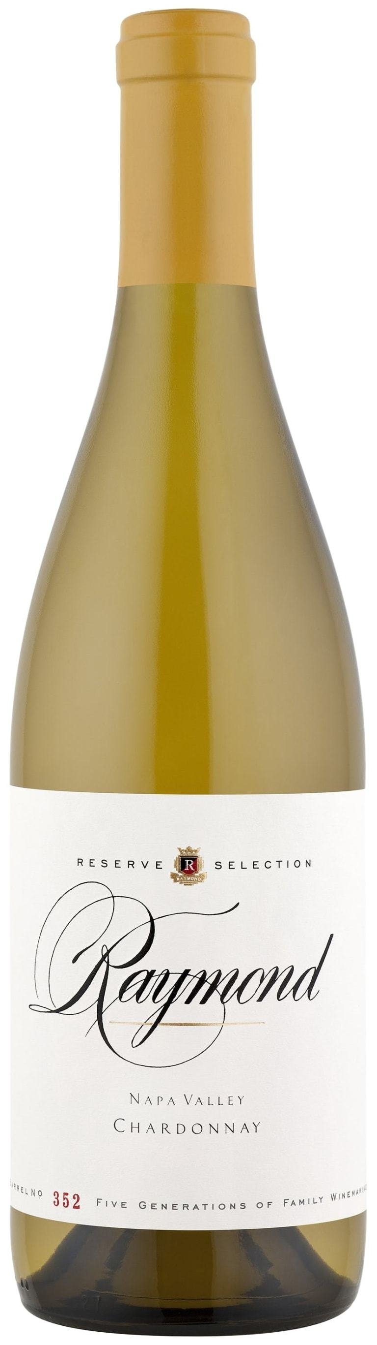 Raymond Vineyards Chardonnay Reserve Selection 2017