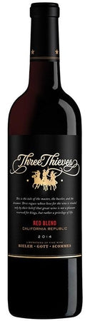 Three Thieves Red Wine 2014