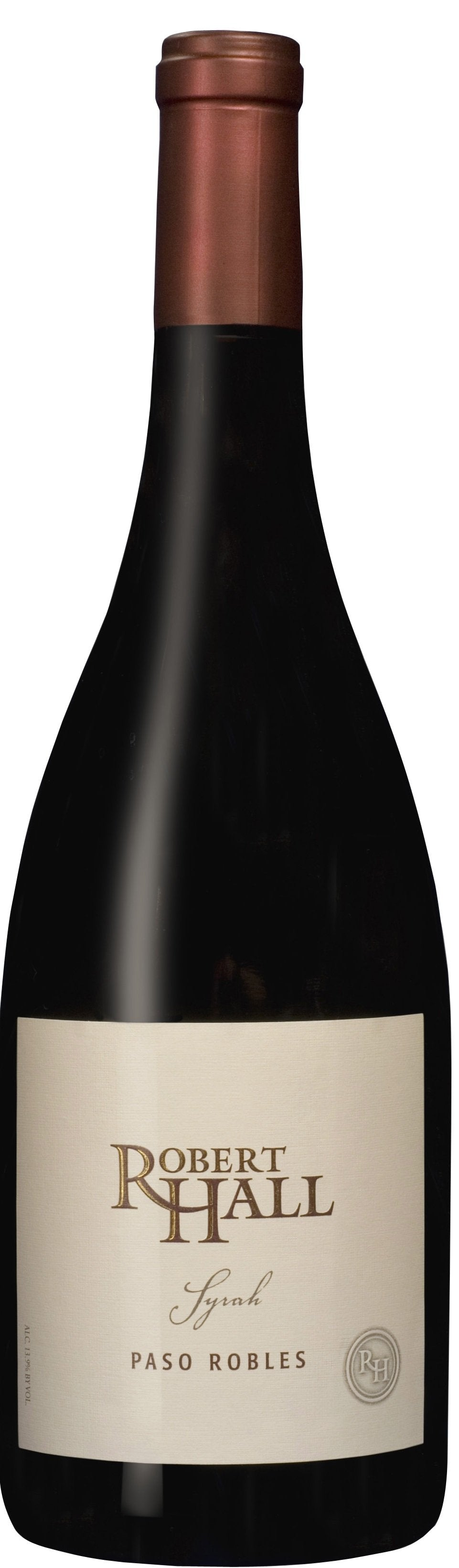 Robert Hall Syrah 2014