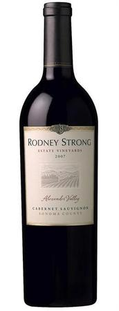Rodney Strong Cabernet Sauvignon Estate 2014