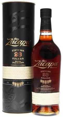 Ron Zacapa Rum 23 Year-Wine Chateau
