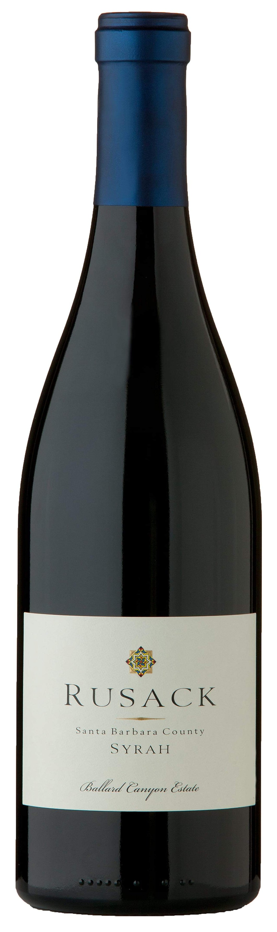 Rusack Syrah Ballard Canyon Estate 2014