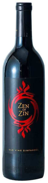 Zen Of Zin Zinfandel Old Vine 2017