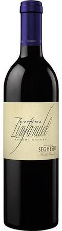 Seghesio Family Vineyards Zinfandel Sonoma County 2017