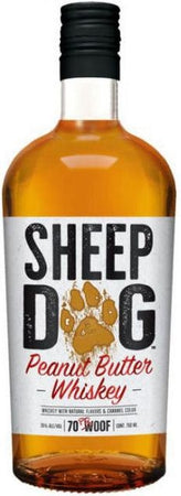 Sheep Dog Whiskey Peanut Butter