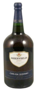 Sheffield Cellars Cream Sherry-Wine Chateau