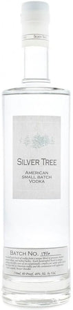 Silver Tree Vodka American Small Batch