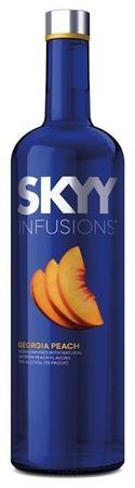 Skyy Vodka Infusions Georgia Peach-Wine Chateau