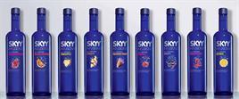Skyy Vodka Infusions Pineapple-Wine Chateau