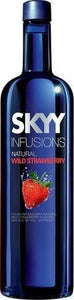 Skyy Vodka Infusions Wild Strawberry-Wine Chateau