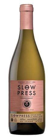 Slow Press Chardonnay 2015
