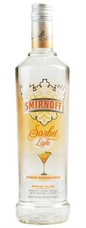 Smirnoff Sorbet Light Vodka Mango Passion Fruit-Wine Chateau