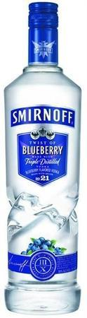 Smirnoff Vodka Blueberry-Wine Chateau