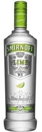 Smirnoff Vodka Lime-Wine Chateau