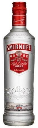 Smirnoff Vodka Red 7-Wine Chateau