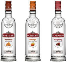 Sobieski Vodka Orange-Wine Chateau