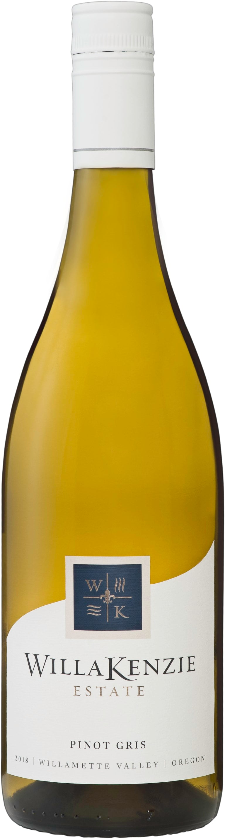 WillaKenzie Estate Pinot Gris 2018